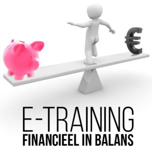 Etraining Financieel in Balans